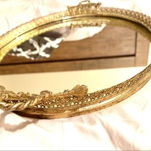 Other - Vintage Mirror Tray
